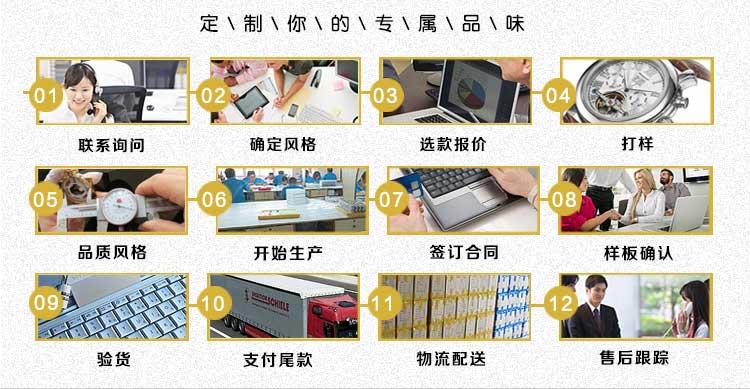深圳手表生产厂家_深圳手表代工-【稳达时】来图来样批量生产加工